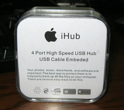 apple ihub USB