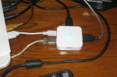 apple ihub USB