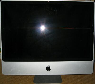 iMac分解画像