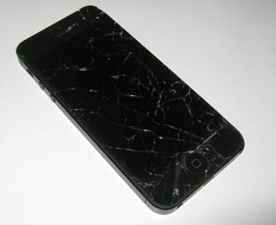 iPhone5の分解 パネル交換 Apple アイフォン分解