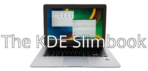 KDE Linux【Ubuntu】ディストロ搭載ノートPC「KDE Slimbook」発売