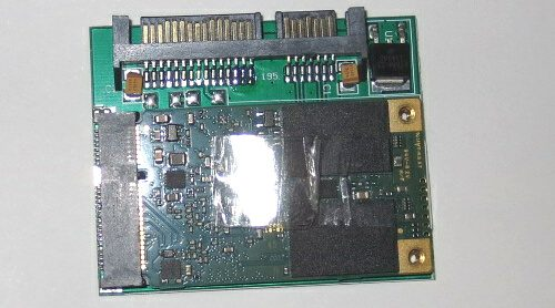 SSD化 東芝 dynabook Satellite B450 分解
