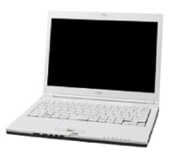 富士通 ノートパソコン分解 HDD取出し MG/C77