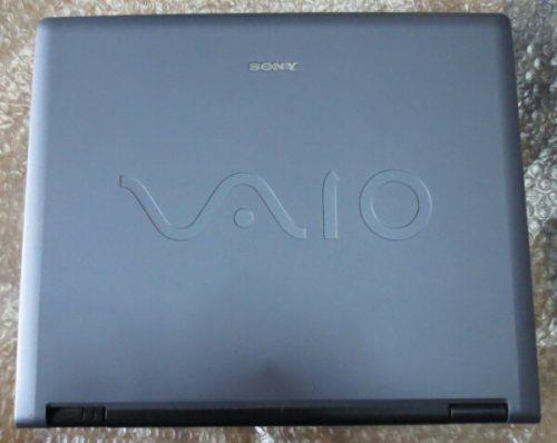 VAIOの分解「PCG-FR33B(9H1N)」HDDとメモリの取外し