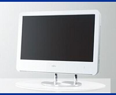一体型パソコンの分解:富士通 F/B70T FMV HDD交換