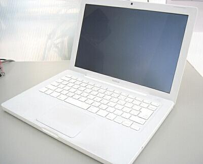Mac Book「A1181」分解写真 HDD交換