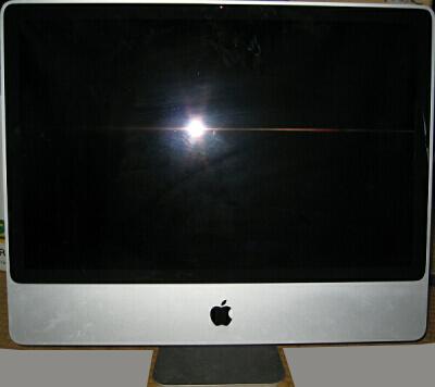iMac A1225分解 HDD取外し:PC分解 Mac分解