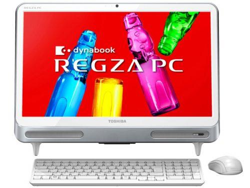 東芝 REGZA PC D712/V3HG ボードPC分解HDD取外し